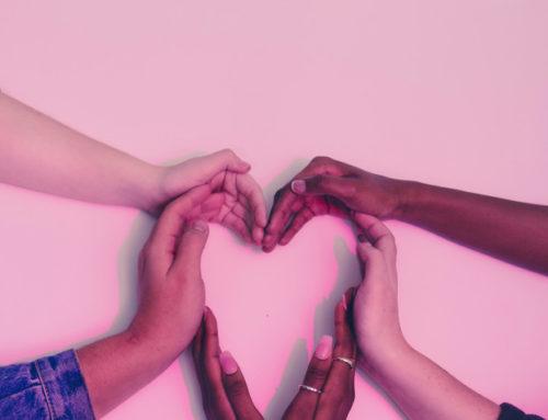 Hart voor George Floyd, hart voor jongeren, hart voor ouderen